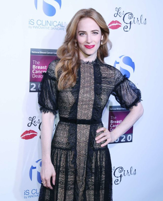 Jaime Ray Newman - 17th Annual Les Girls Cabaret in Los Angeles
