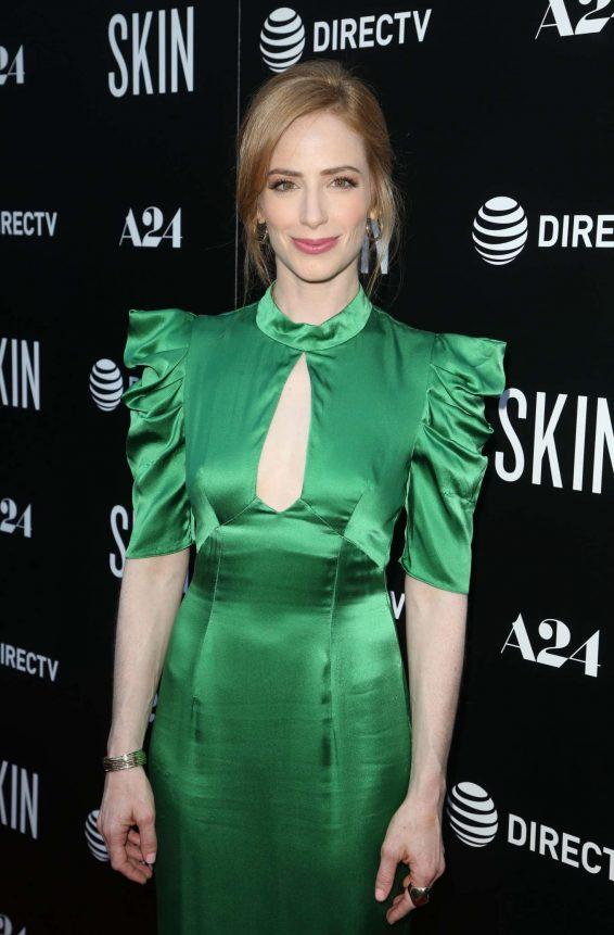 Jaime Ray Newman - 'Skin' Premiere in Los Angeles