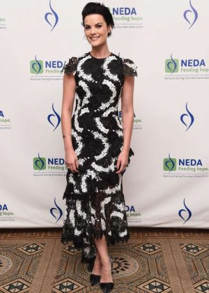 Jaimie Alexander - 15th Annual Benefit Gala: An Evening Unmasking Eating Disorders in NYC