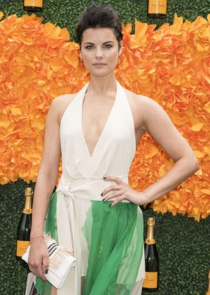 Jaimie Alexander - 2016 Veuve Clicquot Polo Classic in New Jersey