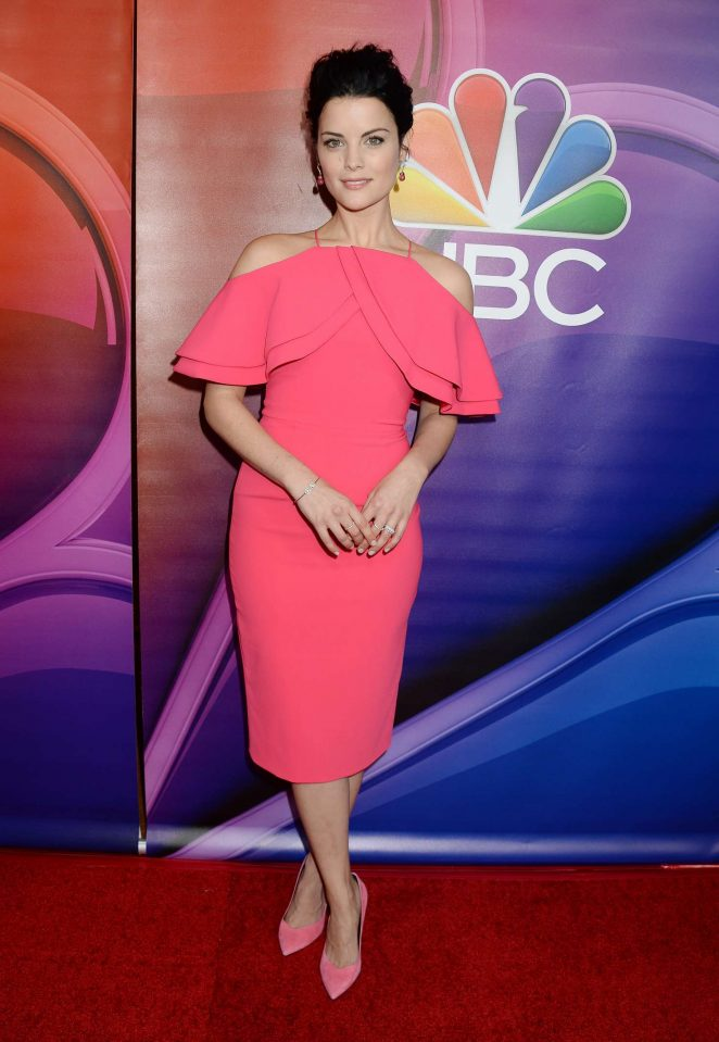 Jaimie Alexander: 2017 NBCUniversal Winter Press Tour -06