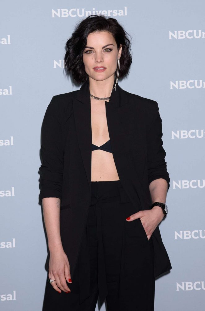 Jaimie Alexander – 2018 NBCUniversal Upfront Presentation in NYC