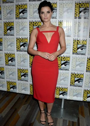 Jaimie Alexander - 'Blindspot' Press Line at Comic-Con International in San Diego