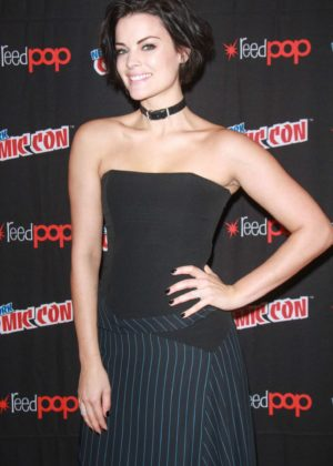 Jaimie Alexander - 'Blindspot' Press Room at 2017 New York Comic Con