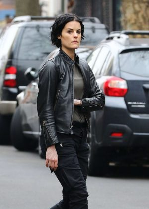 Jaimie Alexander on 'Blindspot' set in New York