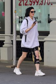 Jaimie Alexander - Out in New York