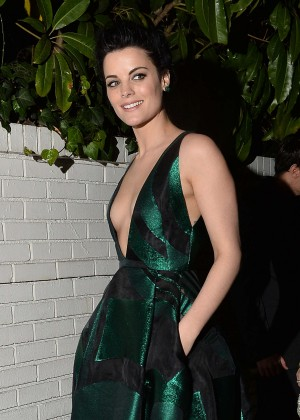 Jaimie Alexander - Outside Chateau Marmont in LA