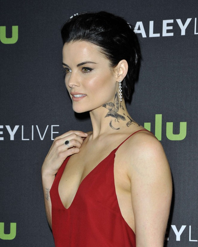 Jaimie Alexander - Paley Center Presents Blindspot at Paley Center for Media in New York