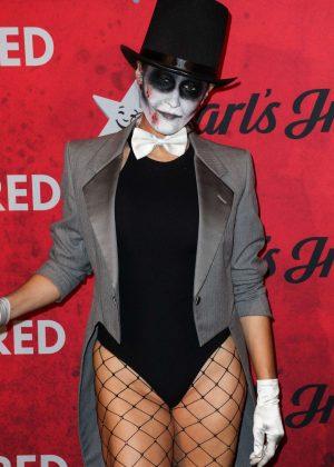 Jaina Lee Ortiz - Just Jared's 7th Annual Halloween Party in LA