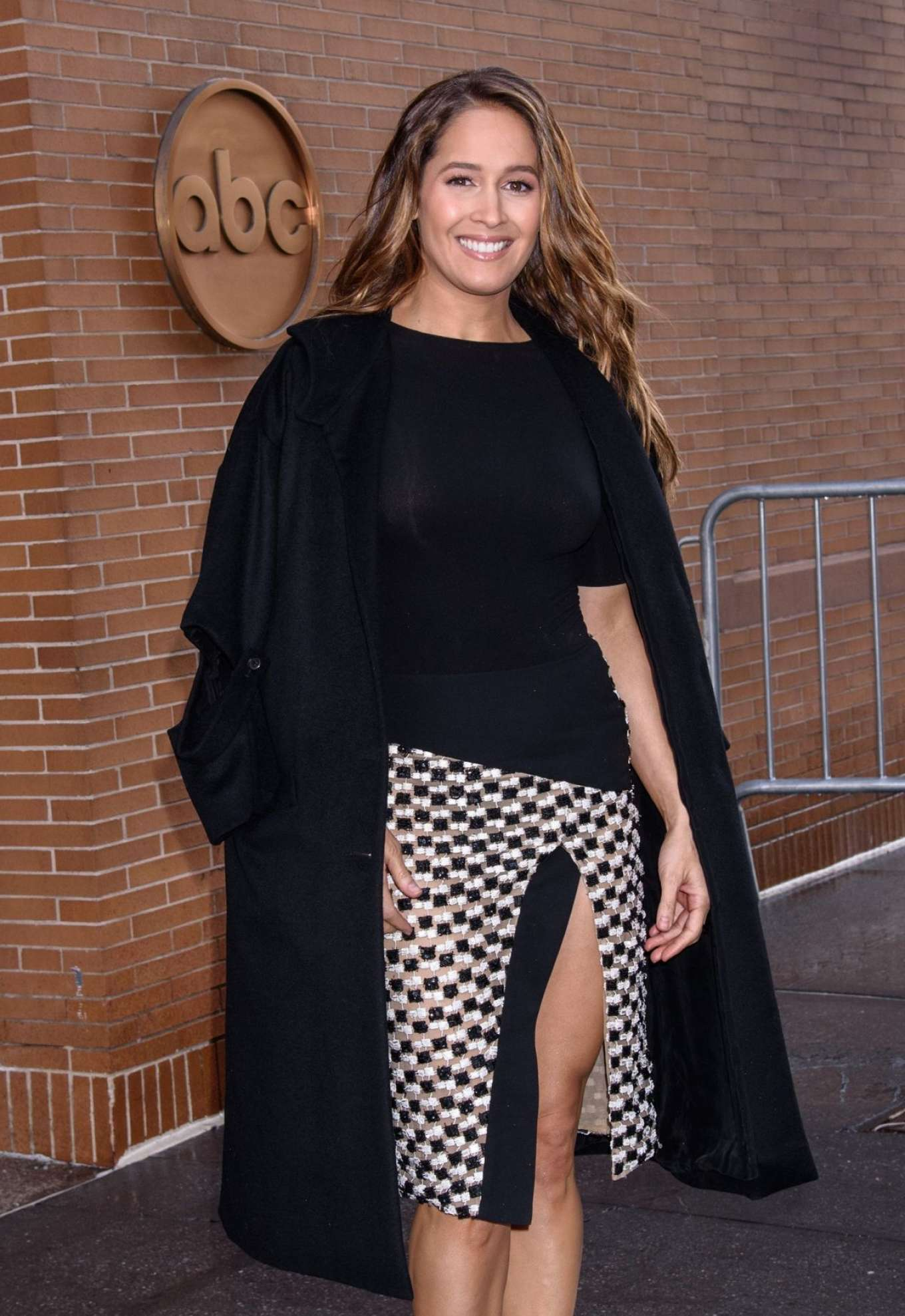 Jaina Lee Ortiz - Out and about in New York