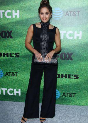 Jaina Lee Ortiz - 'Pitch' Premiere in Los Angeles