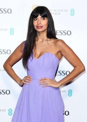 Jameela Jamil - 2018 BAFTA Nominees Party in London