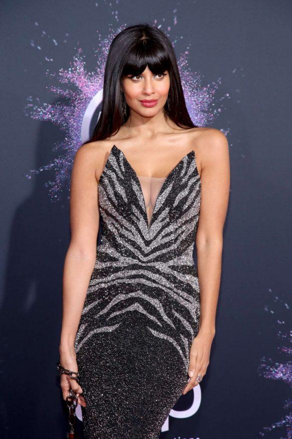 Jameela Jamil - 2019 American Music Awards in Los Angeles