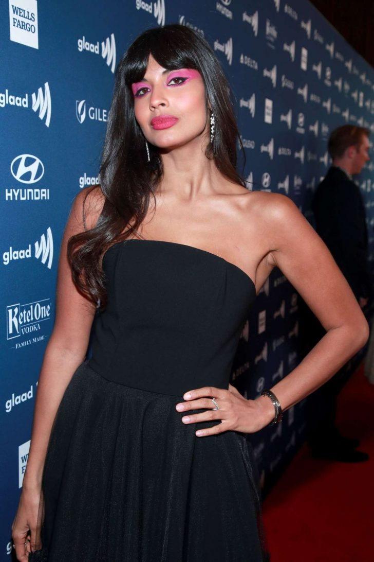 Jameela Jamil - 2019 GLAAD Media Awards in Los Angeles