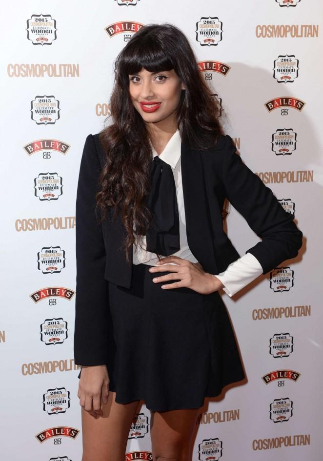 Jameela Jamil - Cosmopolitan Ultimate Women Of The Year Awards 2015 in London