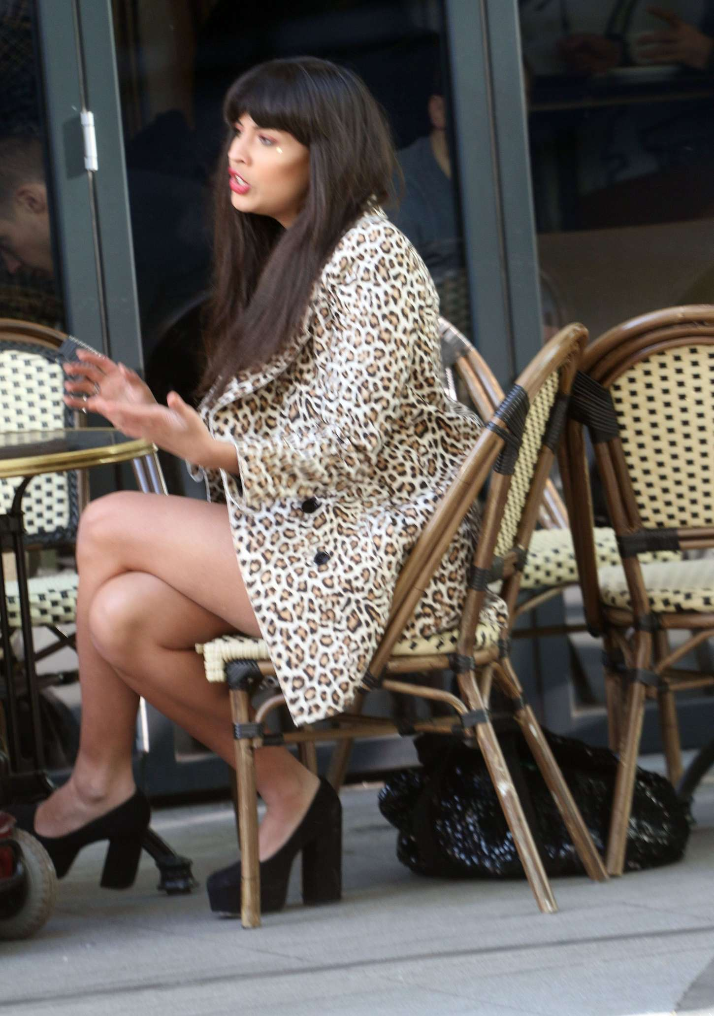 Jameela Jamil In Mini Dress 20 Gotceleb