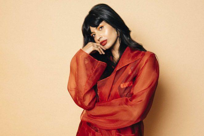 Jameela Jamil: Nylon Magazine 2018 -02