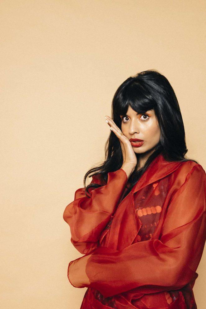 Jameela Jamil: Nylon Magazine 2018 -11