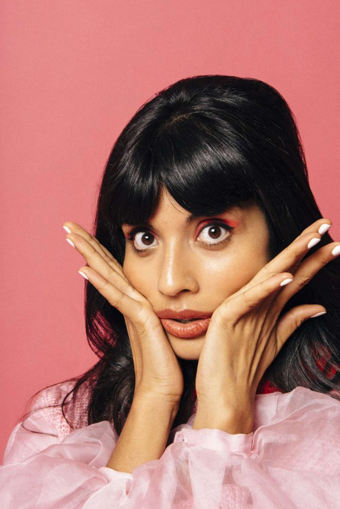 Jameela Jamil: Nylon Magazine 2018 -14