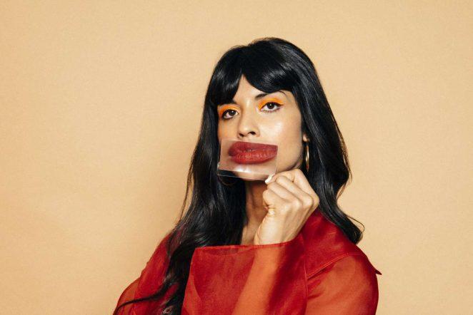 Jameela Jamil: Nylon Magazine 2018 -18
