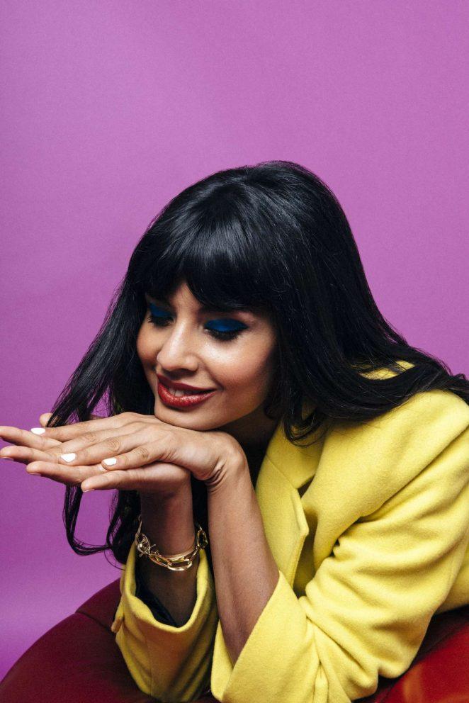 Jameela Jamil: Nylon Magazine 2018 -19