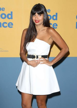Jameela Jamil - 'The Good Place' FYC Event in Los Angeles