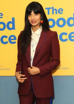 Jameela Jamil - The Good Place FYC Screening in LA