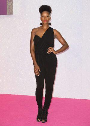 Jamelia - 'Bridget Jones Baby' Premiere in London