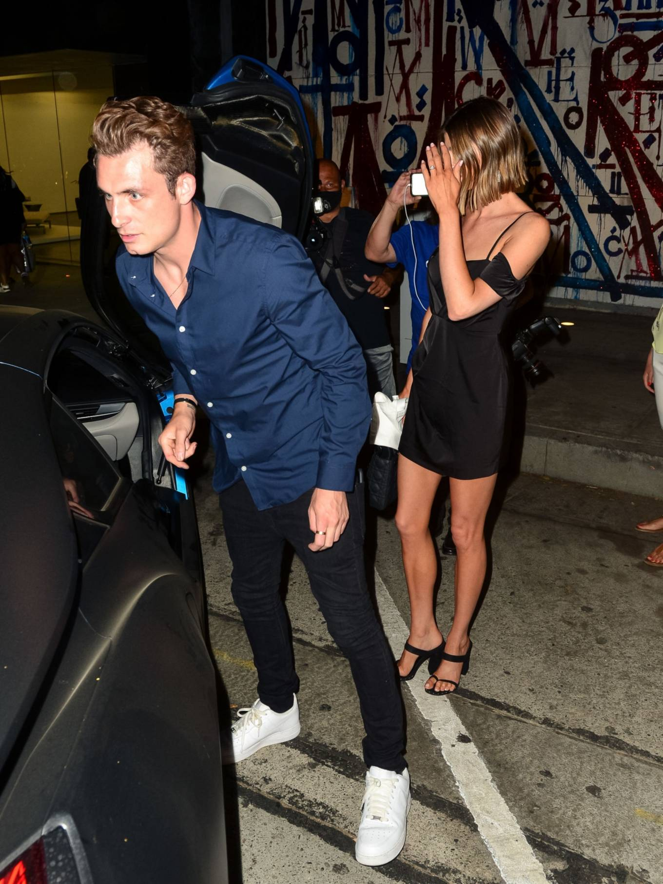 James Kennedy - Seen out in Los Angeles