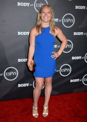 Jamie Anderson - BODY At The ESPYs Pre-Party 2016 in Los Angeles