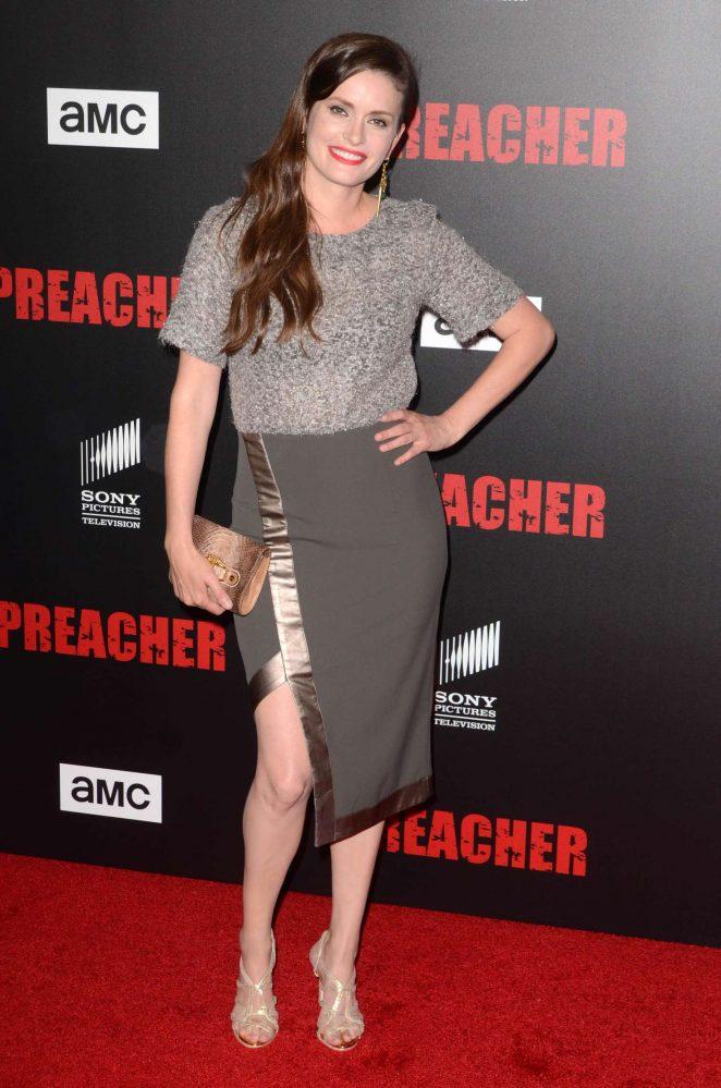 Jamie Anne Allman - 'Preacher' Premiere in Los Angeles