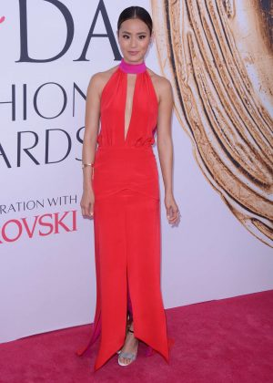 Jamie Chung - 2016 CFDA Fashion Awards in New York