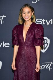 Jamie Chung - 2020 InStyle and Warner Bros Golden Globes Party in Beverly Hills