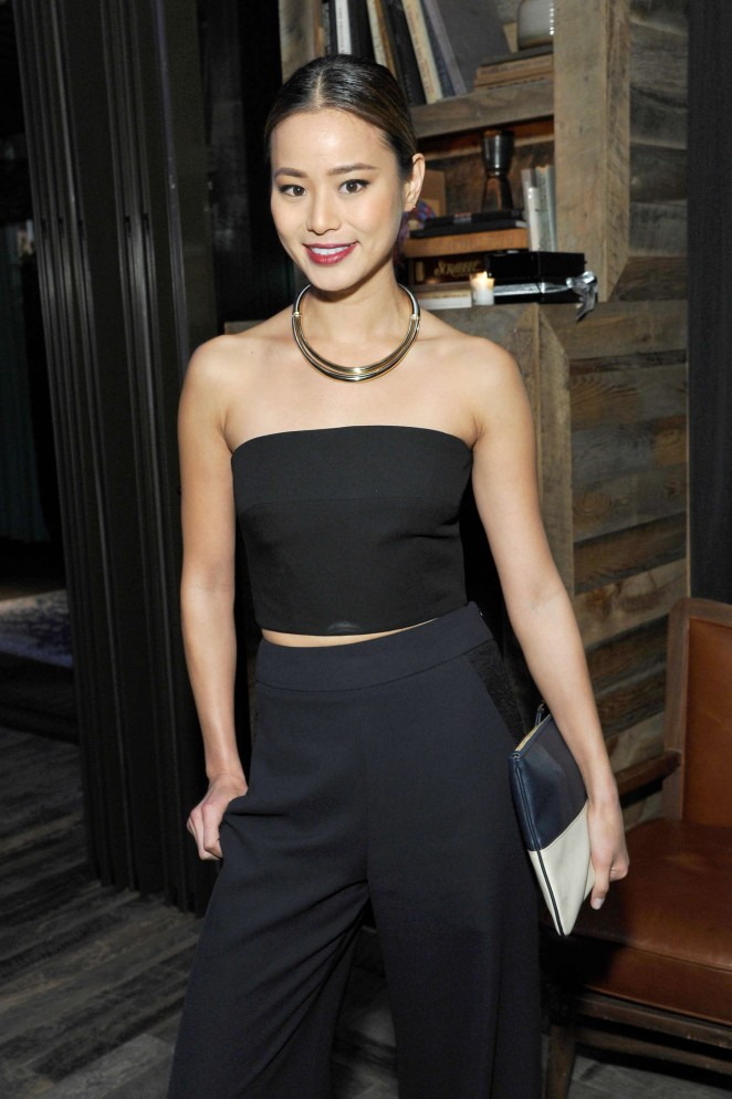 Jamie Chung - 2015 Women in Film Pre-Oscar Cocktail Party in LA