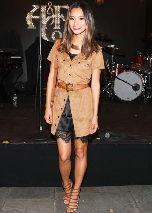 Jamie Chung - Abercrombie and Fitch: 2016 Summer Event in New York