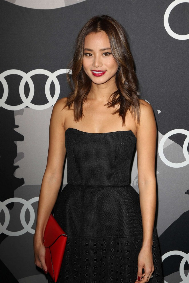 Jamie Chung - Audi Celebrates Golden Globes Week Event in Los Angeles