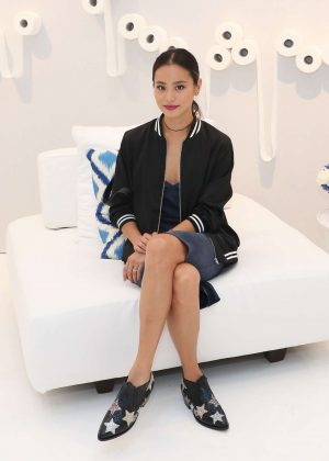 Jamie Chung - Beauty Bar Presented by Cottonelle in NYC