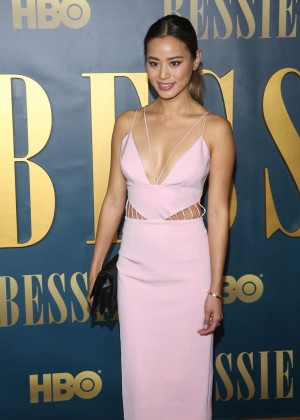 Jamie Chung - 'Bessie' Screening in New York