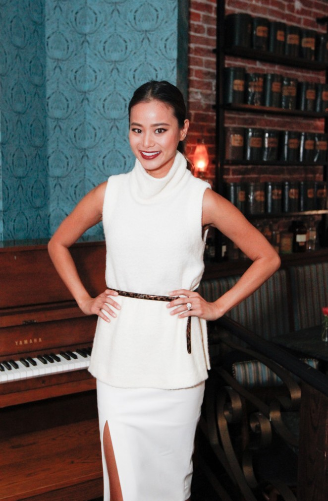 Jamie Chung - Clinique for Men Celebrates Debut of Sonic System in San Francisco