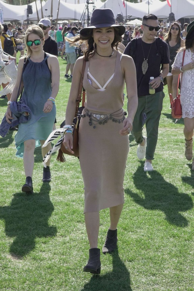 Jamie Chung - Coachella Valley Music and Arts Festival 2016 in Indio