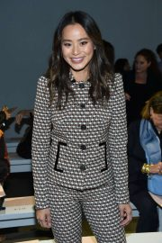 Jamie Chung - Elie Tahari Show at New York Fashion Week in NYC