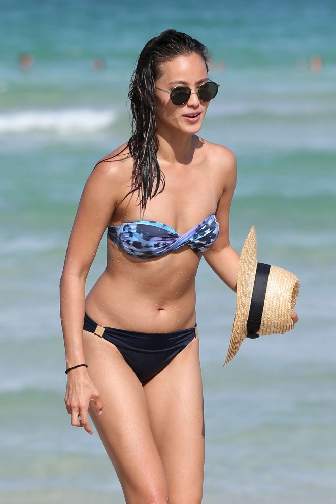 Jamie Chung In Bikini 2016 28 Gotceleb