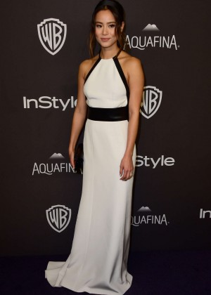Jamie Chung - InStyle and Warner Bros. 2016 Golden Globe Awards Post-Party in Beverly Hills
