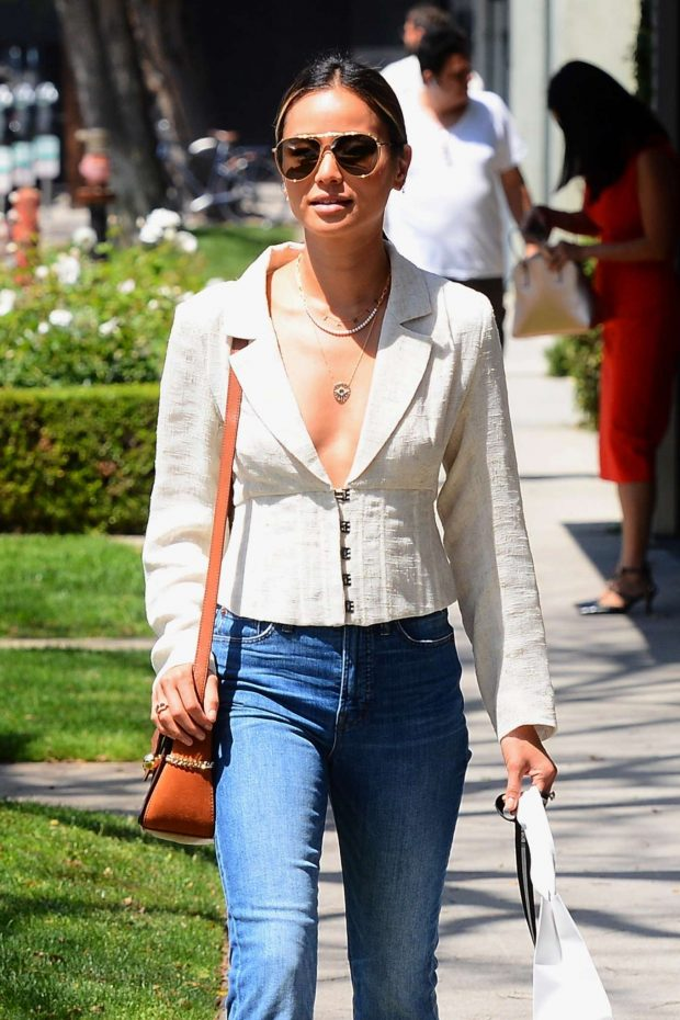 Jamie Chung - Out in West Hollywood
