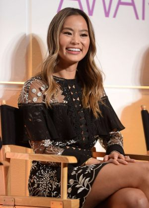 Jamie Chung - People's Choice Awards Nominations in Los Angeles