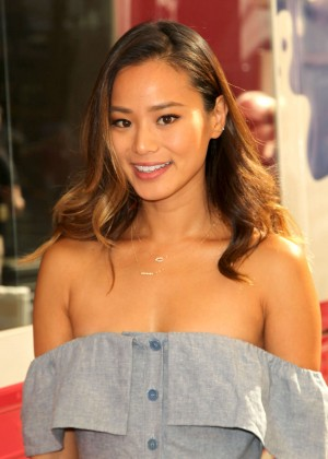 Jamie Chung - Sally Beauty Mobile Nail Studio Tour in NYC