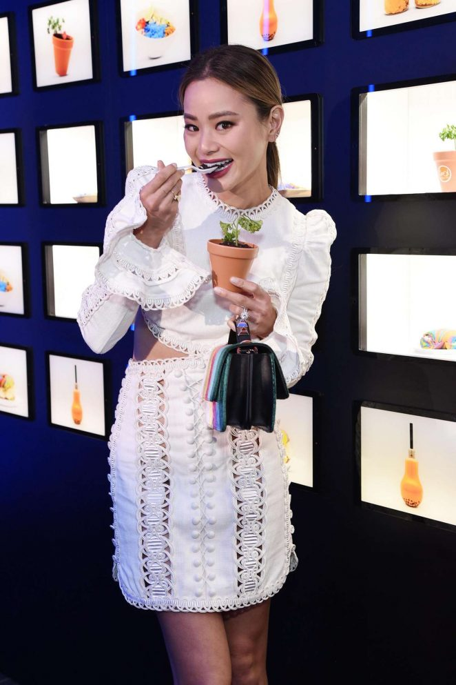 Jamie Chung - The American Express Experience in New York