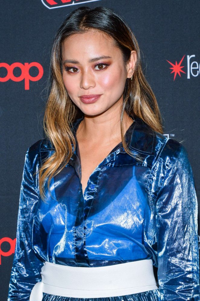 Jamie Chung - 'The Gifted' Photocall at 2018 New York Comic Con