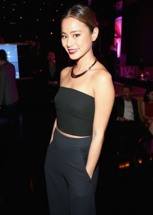 Jamie Chung - VANITY FAIR and L'Oreal Paris D.J. Night Benefit 2015 in LA