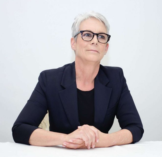 Jamie Lee Curtis - 'Scream Queens' Press Conference in Los Angeles